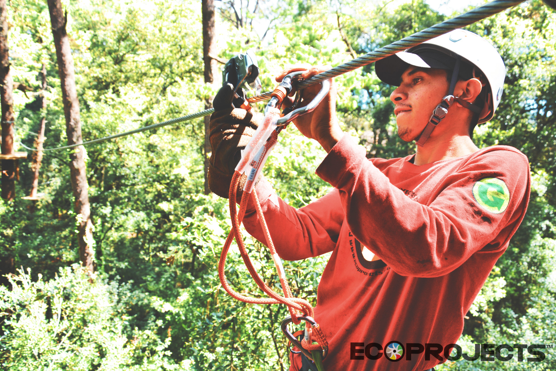 Canopy Tour 12