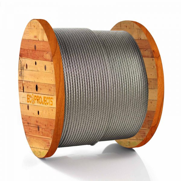 Carrete Cable Ecoprojects
