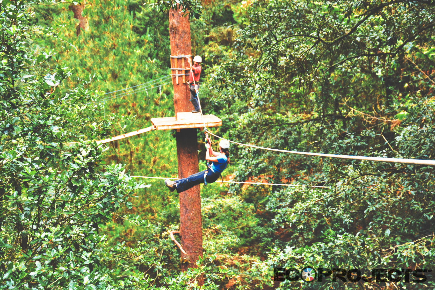 Tirolesa Zip Line14