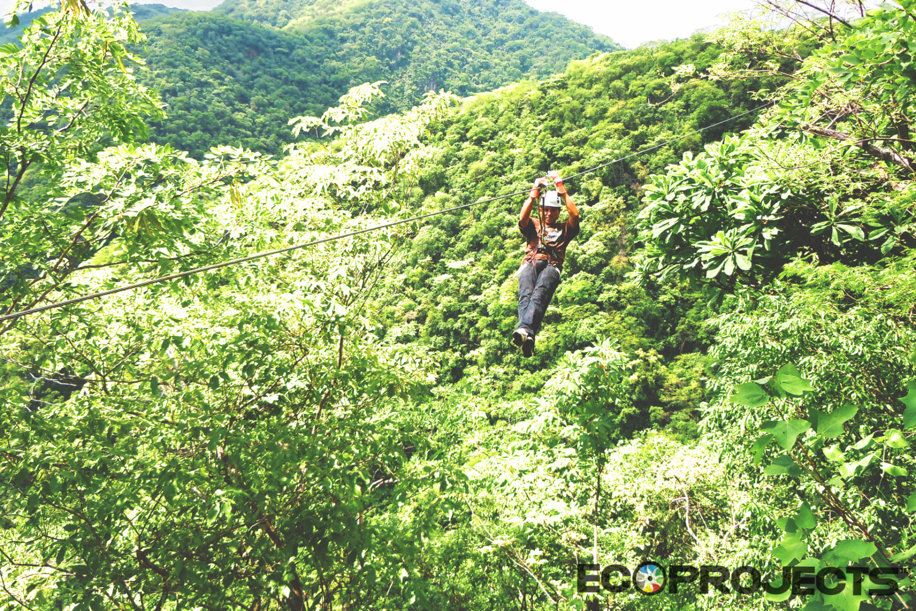 Tirolesa Zip Line16