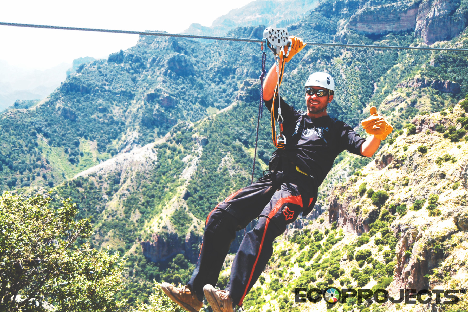 Tirolesa Zip Line2