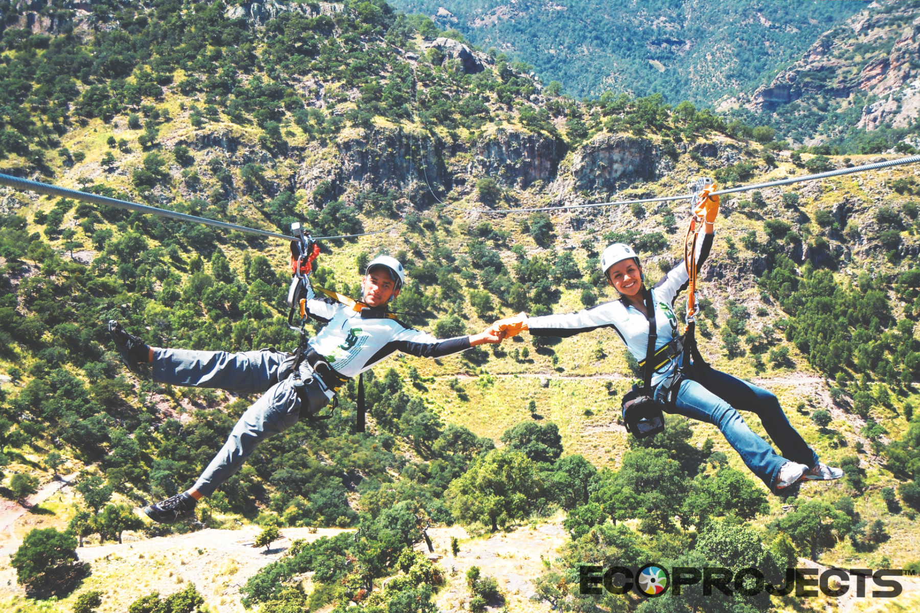 Tirolesa Zip Line3
